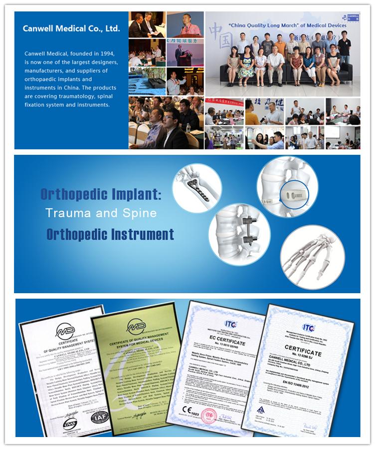 Medical Kyphoplasty Balloon Catheter Spine Surgery Instruments ...