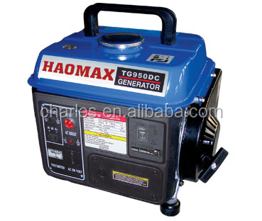 650W PORTABLE GASOLINE GENERATOR TG950DC, CHEAP CHEAP PRICE