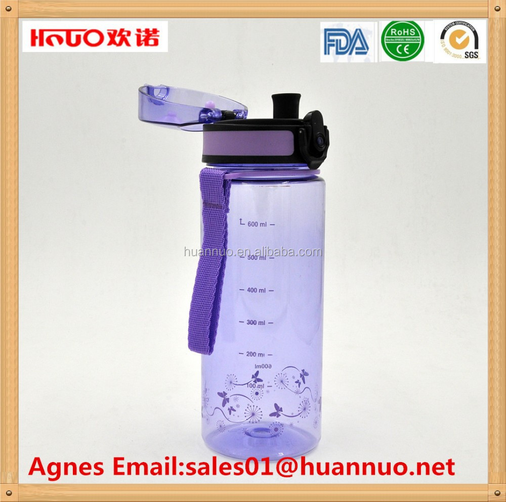 as/ps/pc/pp/pvc/tritan Plastic Type and Plastic,AS plastic Material water bottle manufacturing companies