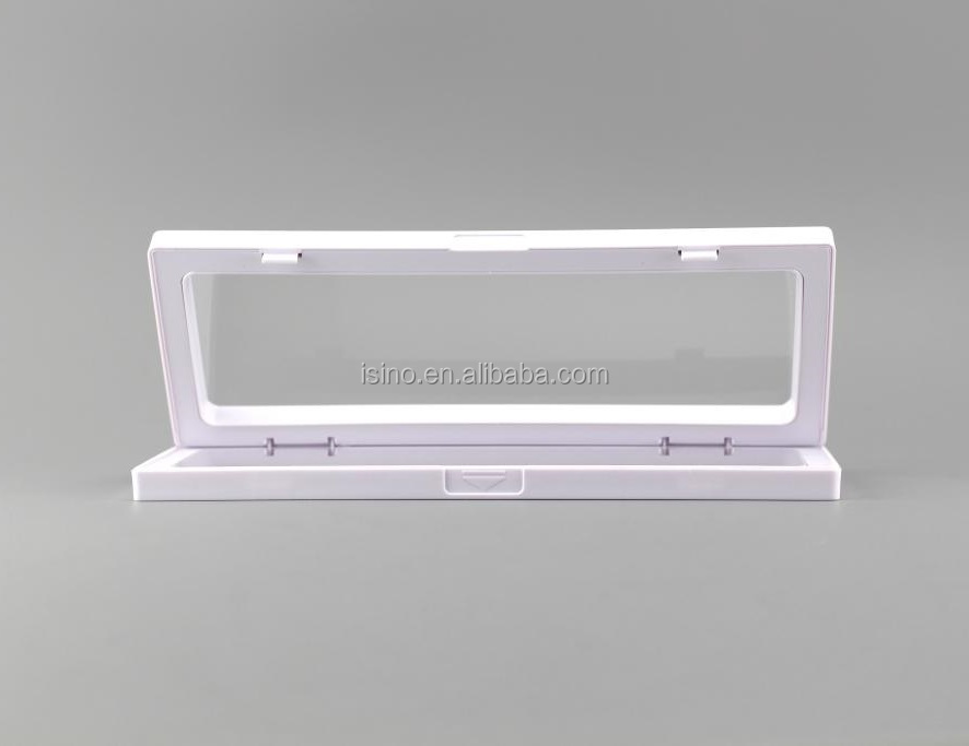 070-180-20-0.1/2 3D Window Show Box Jewelry Box Plastic Film Case