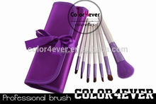 Individuelles logo make-up pinsel/private label make-up pinsel set airbrush make-up-kit