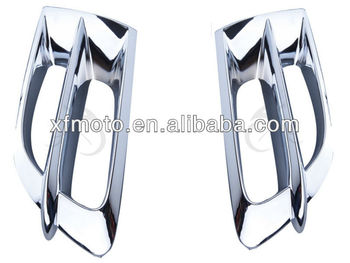 Chrome Side Covers for Honda Goldwing GL1800 All
