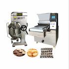 Automatic Mini Cookies Making Machine/Biscuit Production Line Maker Machine For Cookies Shop
