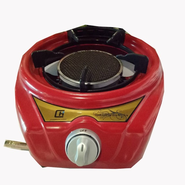 Good Quality Kitchen Appliances Red Enamel Infrared LPG All Brands Burner  Gas Stove