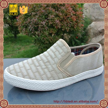 free sample factory quality flat bottom shoes for men slip on loafer shoes - Free Sample Shoes