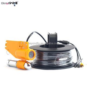 color CCD underwater submarine camera underwater camera CR006, 20m to 300m cable