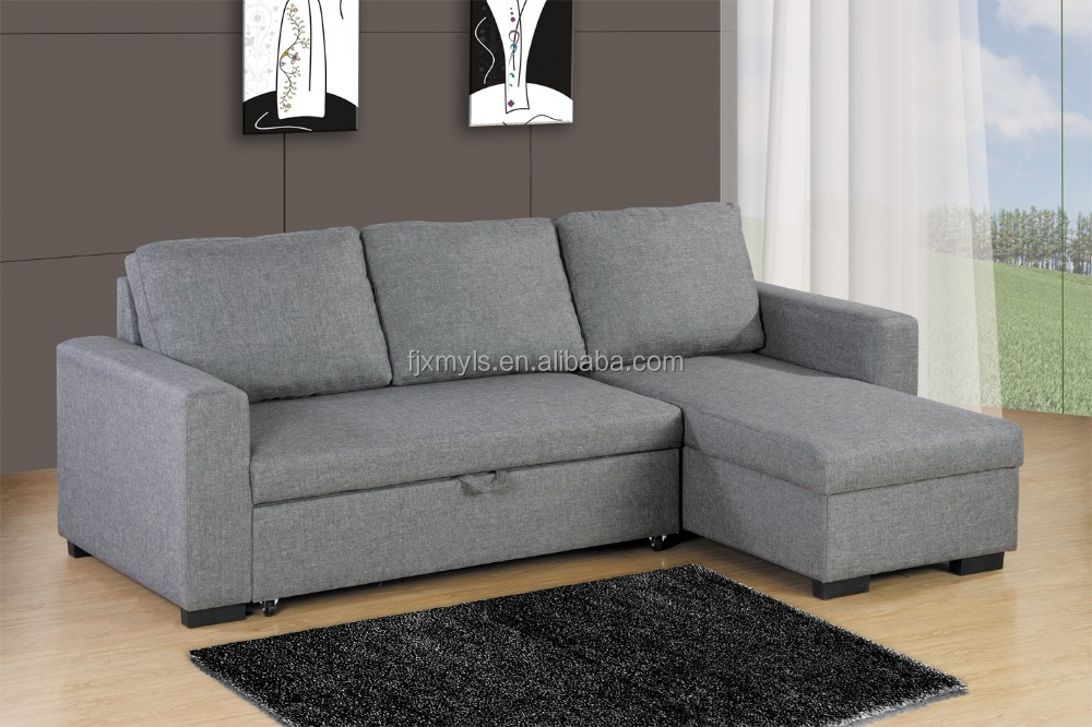 Corner Sofa Cum Bed, Corner Sofa Cum Bed Suppliers And Manufacturers At  Alibaba.com