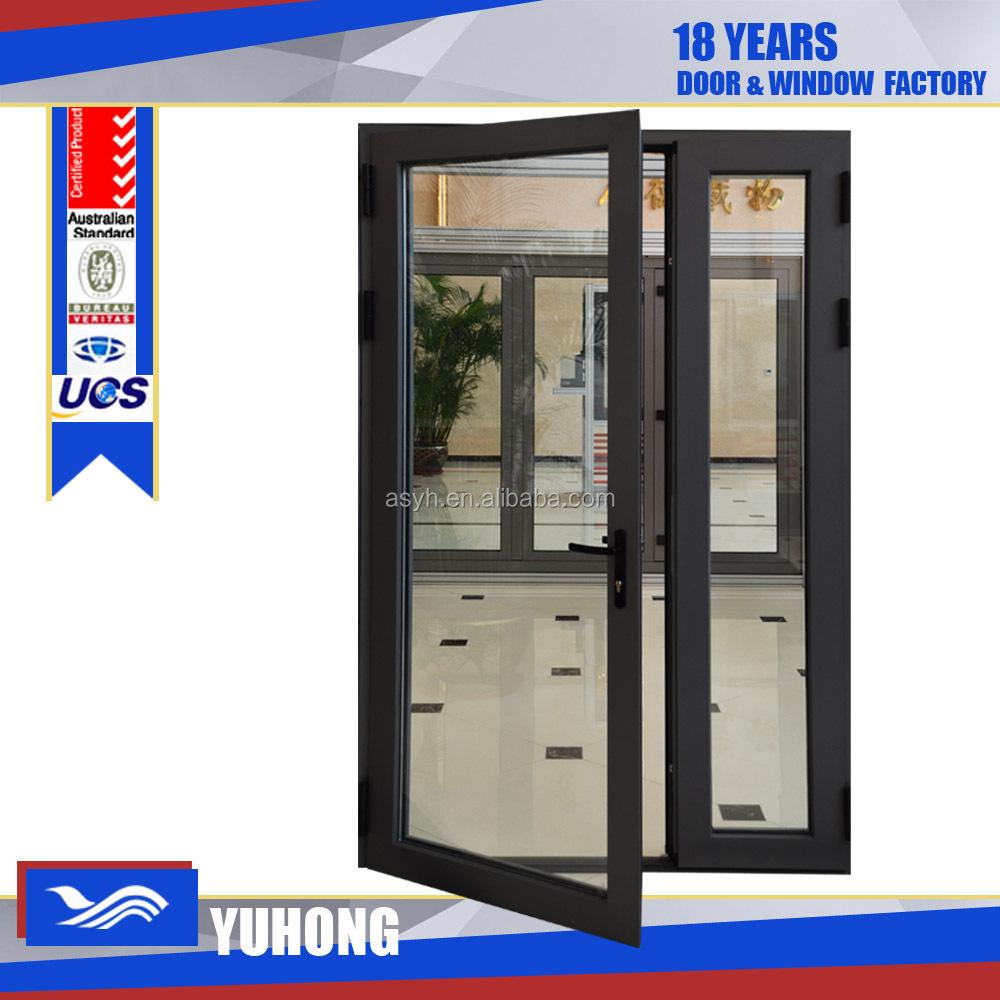 Exterior Metal Door With Glass, Exterior Metal Door With Glass Suppliers  And Manufacturers At Alibaba.com
