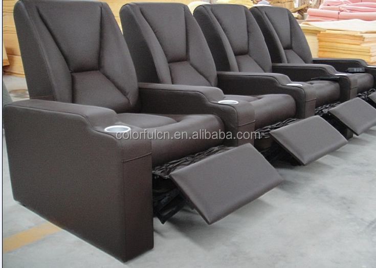 echt leer home cinema fauteuil home cinema stoel home cinema ls805b woonkamer sofa product id. Black Bedroom Furniture Sets. Home Design Ideas
