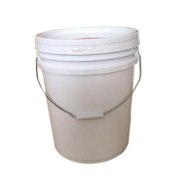 Plastikeimer 25 Liter mit Zapfpistolenqualität weit verbreitet