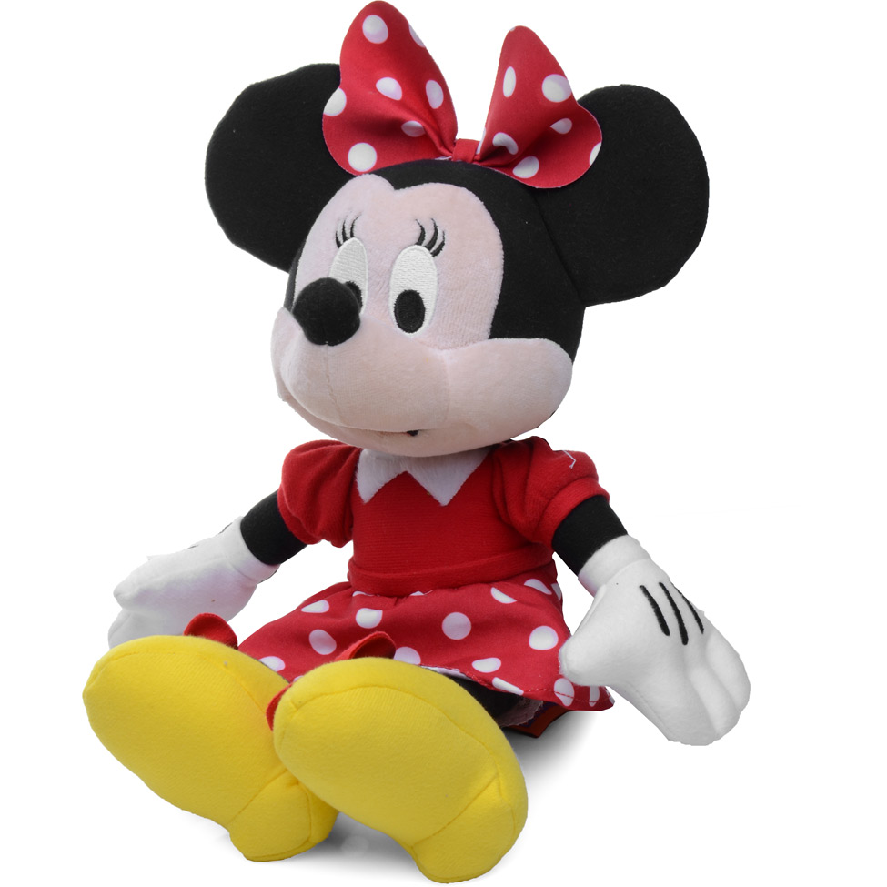 lovely Mickey Mouse cartoon character hand puppet