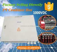 PV arrays solar panel combiner boxes 20-Way for off grid solar system
