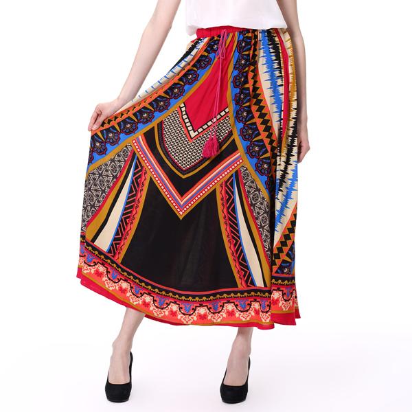 Beautiful Design Long Skirts Arabic Long Skirt Office Wear Long ...