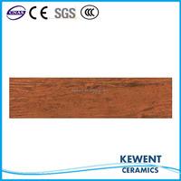 Heated floor 150x600 wood design porcelain tiles
