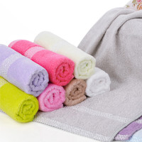 new products 2018 fashionable wholesale dyed hand towel
