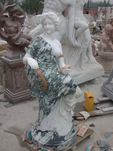 natural best price marble statues of lord krishna and radha