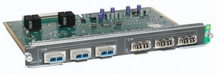 Cisco Wsx4606x2e Catalyst 4500e Series 6port 10 Gigabit