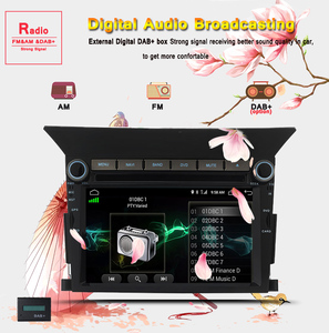 Car Android 8.1 Head Unit GPS Navi Navigation System For Honda Pilot 2009~2013 Radio Audio Video Tape Recorder with DVD Player