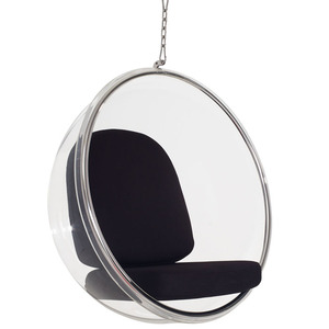 Hanging Bubble transparent cheap acrylic chair