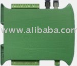 5 binary signals / MM optic fiber transmitter/receiver
