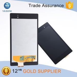 Alibaba Supplier Hot Selling LCD Touch Display For Asus Nexus 7 LCD Digitizer With Frame Assembly
