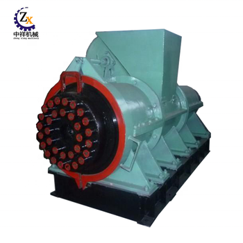 Lignite charcoal coal rods making machine for hollow briquet