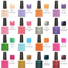 15pc lots Sapphire Nail Gel New 80 Colors Fashion UV Gel Polish Soak Off LED Nail