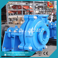 Large capacity and high efficiency mineral sands pump