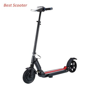 Shenzhen Factory Wholesale cheap adult e-scooter 350w 36v portable best electric scooter