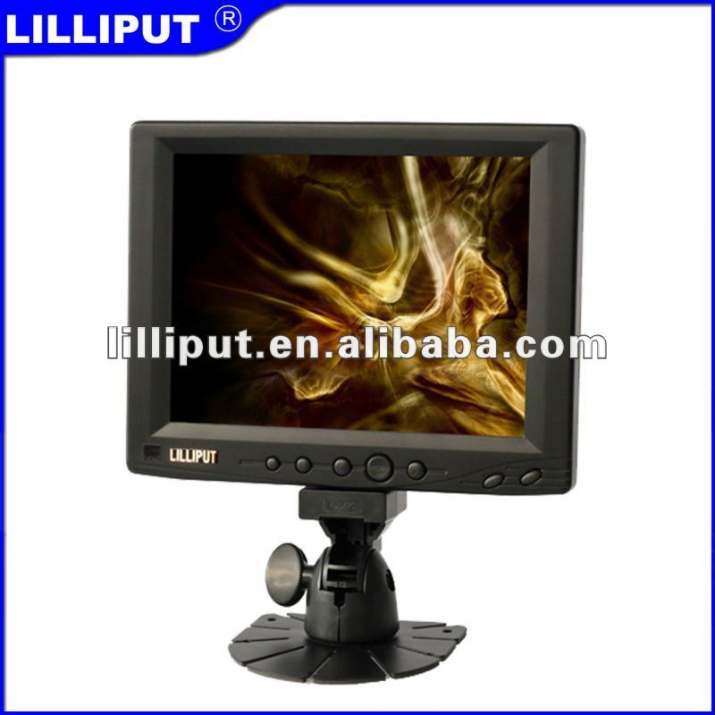 8 pollici lcd touch screen auto pc monitor