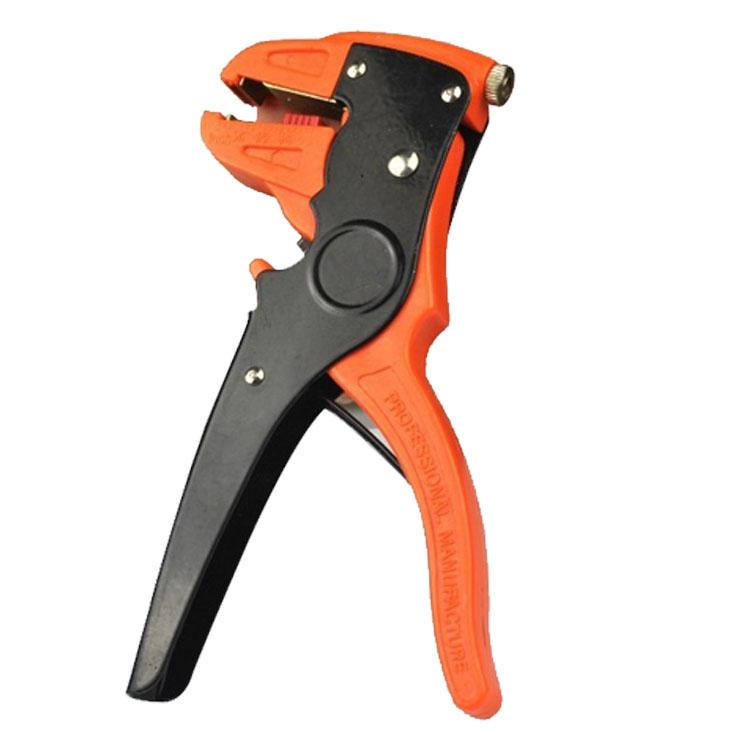 Automatische Draht Stripper Mehrzweck Präzision Abisolierzange Zange Kabel Draht Abisolieren Cutter Werkzeuge Terminal Crimpen Werkzeuge Zangen