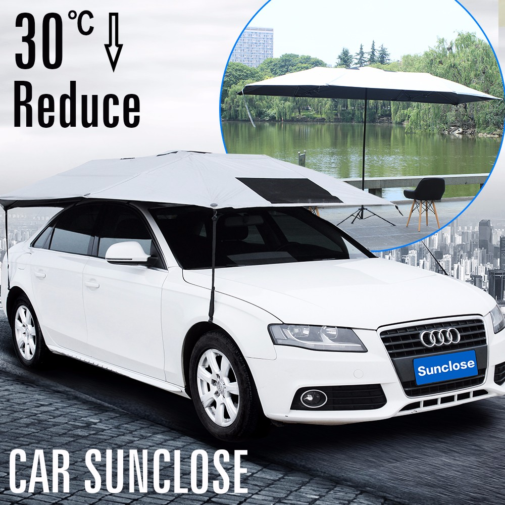 Sunclose Factory Advertising Car Sun Shade Stroller Baby Sun Shade