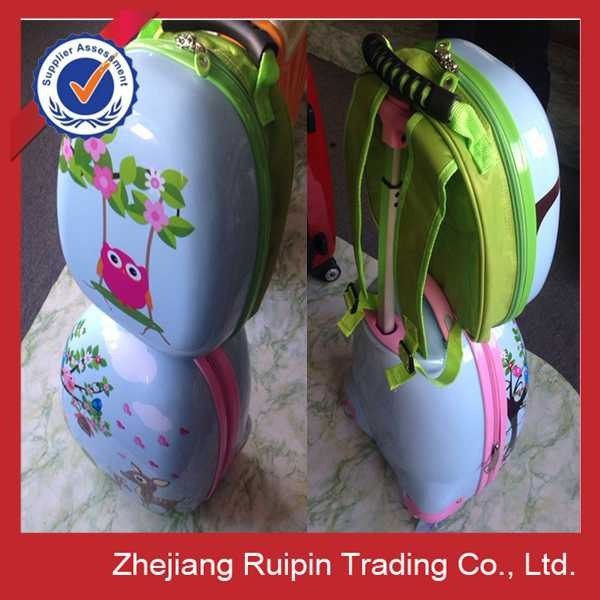 pure pc luggage,luggage kids plastic suitcase sets,children cartoon characters pc kids luggage