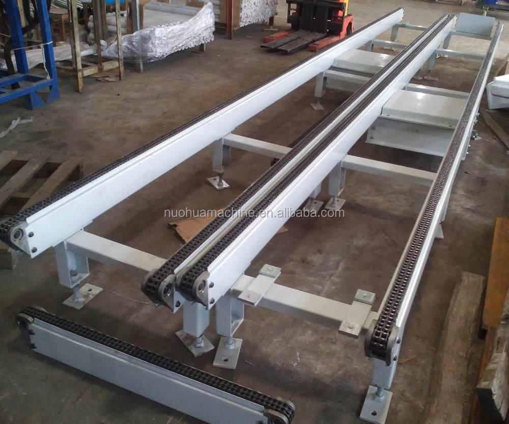 Belt conveyor rollers design