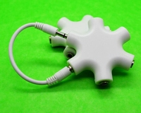 music share earphone splitter cheap earphone splitter in stock dhl paypal accepted from rocfly