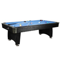 Direct Sale Price Of 8FT Billiard Table,Fun Pool Table Set,Family Leisure Pool Table