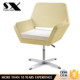 Moulded foam chair seat/uropean style coffee shop lounge chair