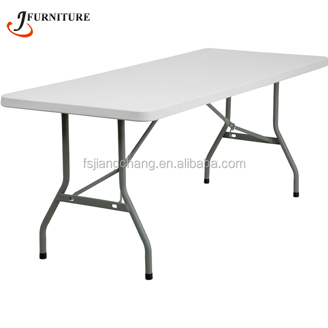 Rectangle Outdoor Plastic Folding <strong>Table</strong> On Sale