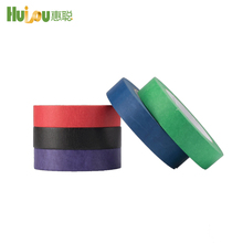 Colorful Crepe Paper Painter Masking Tape Jumbo Roll On Sale