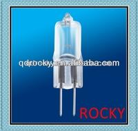 12V 24V 220V 35W 50W 20W 75W G4 halogen bulbs