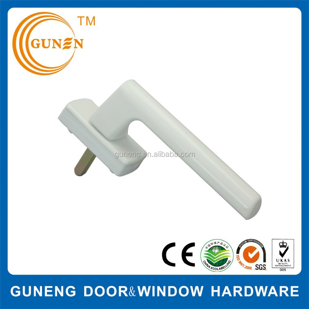 Standards Bulding plastic UPVC casement window handle