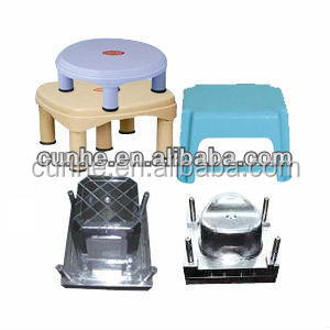 High quality professional precision plastic kids chair prototype injection molding