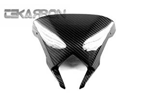 2011 - 2013 Yamaha FZ8 Carbon Fiber Windscreen