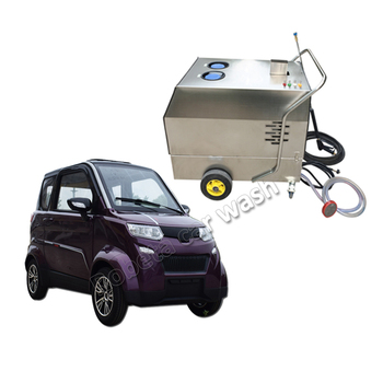High Quality Mobile Diesel Steam Car Wash for Sale with Industry Price