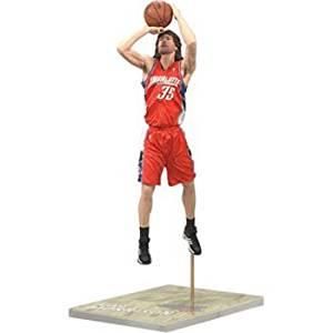 NBA Basketball Series 14 Adam Morrison Charlotte Bobcats McFarlane Figure