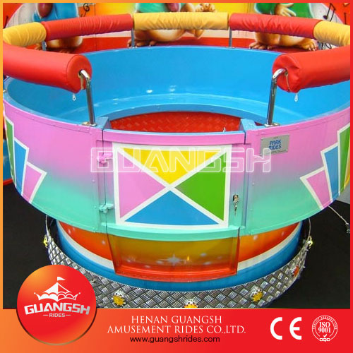 musical mini tagada 2014 new design amusement ride for outdoor children and adults fun