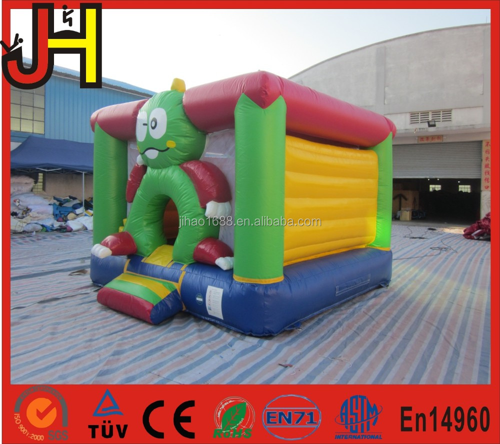 Inflatable Frog Bouncerfrog Model Jumping Houseinflatable Frog