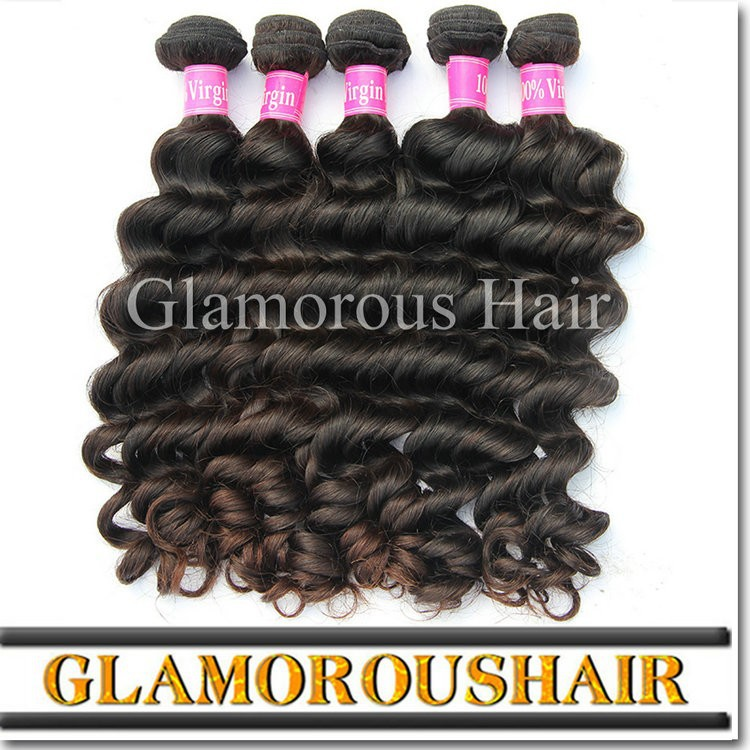 Grade 7a natural wave raw virgin brazilian human hair, unprocessed remy 100 human hair