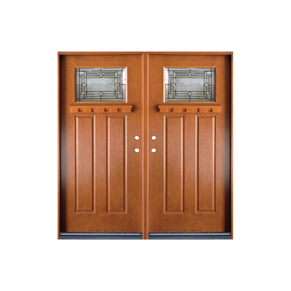 Fiberglass deur luifel