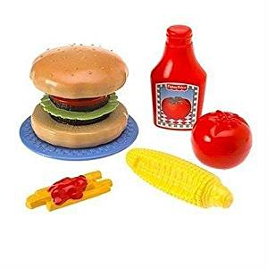 Fisher-Price Mini Meal Set - Burger
